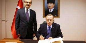 Cumhurbaşkanı Erdoğan, Ordu'ya Geldi