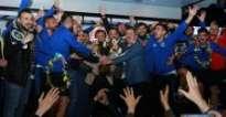 Fatsa'da şampiyonluk coşkusu