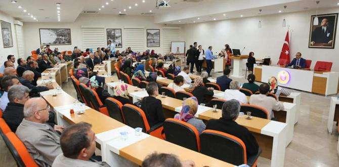 Halk Günü Toplantısı Yapıldı (24.10.2018)