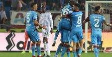Beşiktaş düzlüğe çıkamadı