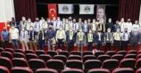 FATSA BELEDİYESPOR'DA ADEM BEKAR YENİDEN BAŞKAN SEÇİLDİ