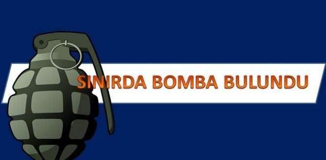 ORDU VE GİRESUN SINIRINDA BOMBA BULUNDU