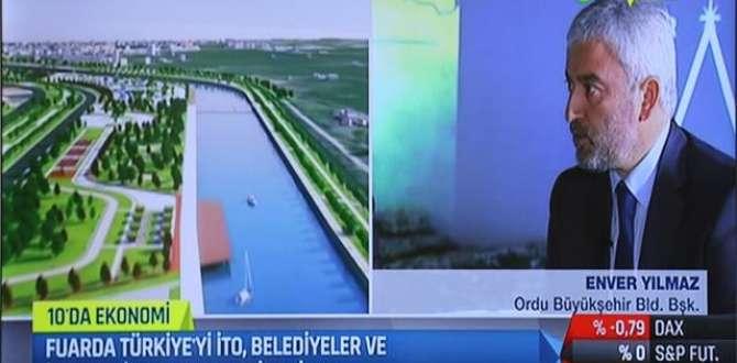 'ORDU YATIRIMLARLA SES GETİRECEK'
