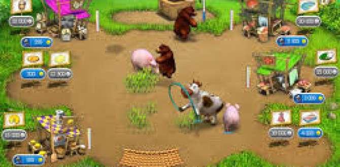 Hayvan Çiftliği Oyunları Oynayın