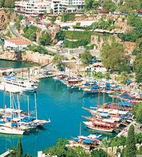 Deneyimli şehir Antalya